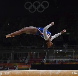 Gymnastique - Biles