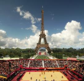Champ de Mars/Tour Eiffel