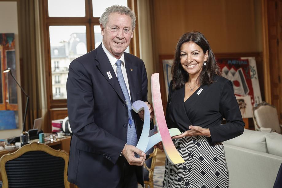 Hidalgo-Drut : « Sur les Jeux olympiques, c'est l'union sacrée » - Le Figaro Sport