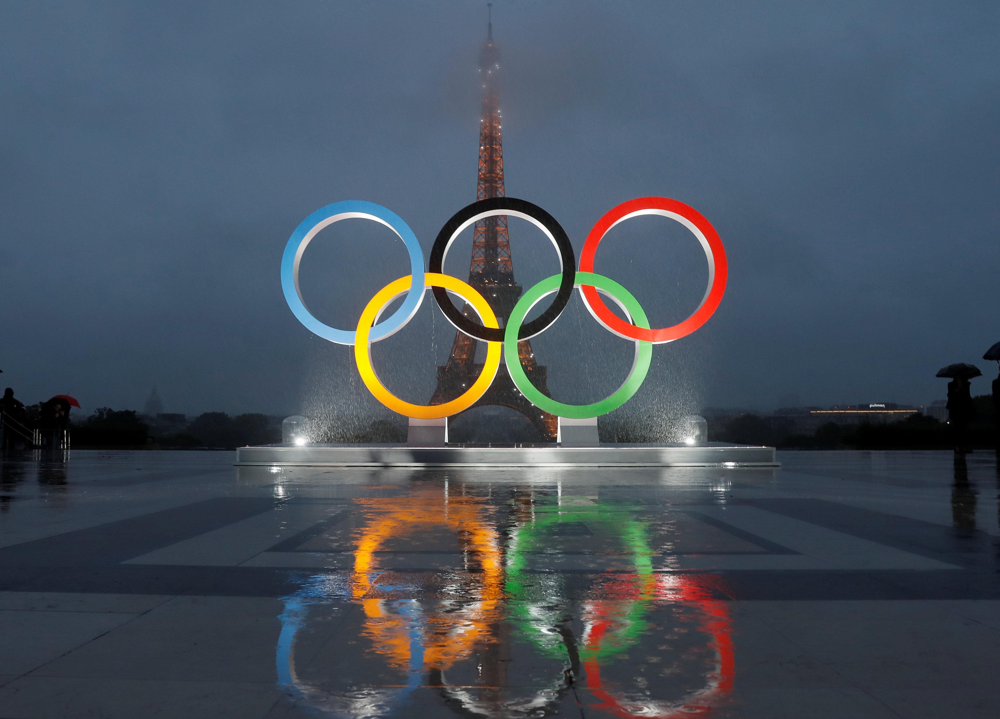 Historique paris a les cl s des jo 2024 jo 2024 jeux olympiques - Anneau des jeux olympique ...