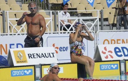 lucas la natation fran aise peut faire des jeux normes londres 2012 jeux olympiques. Black Bedroom Furniture Sets. Home Design Ideas