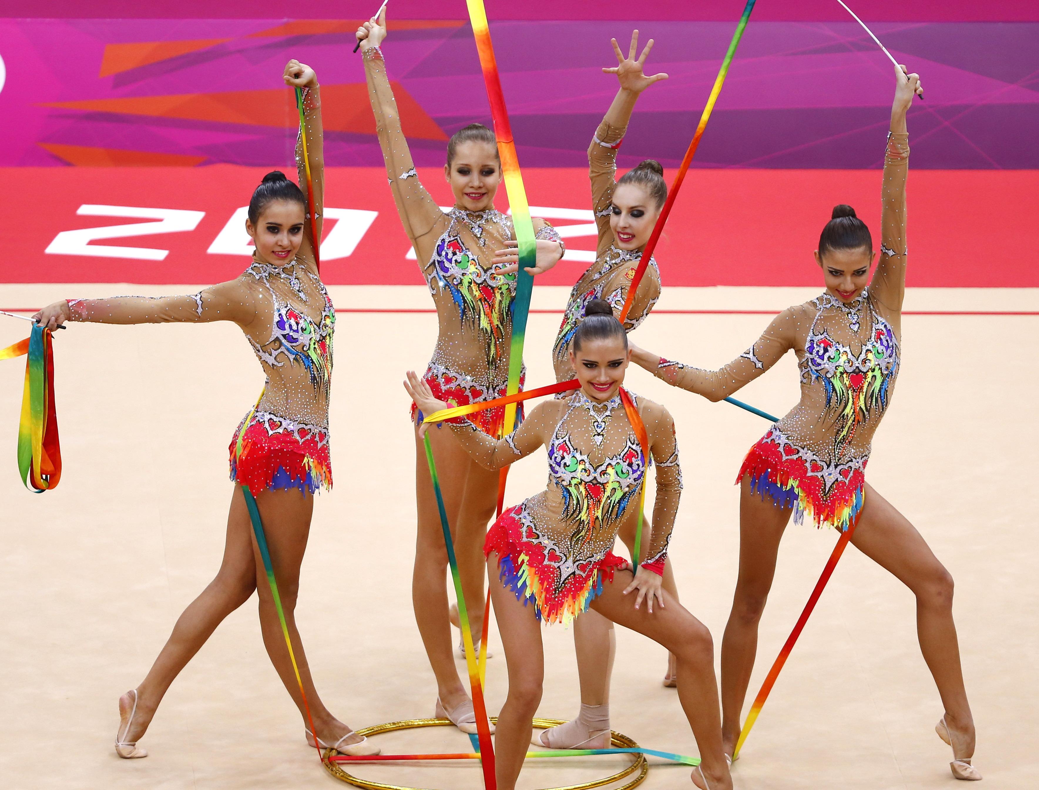 Фото лучших гимнасток мира 19 фотография