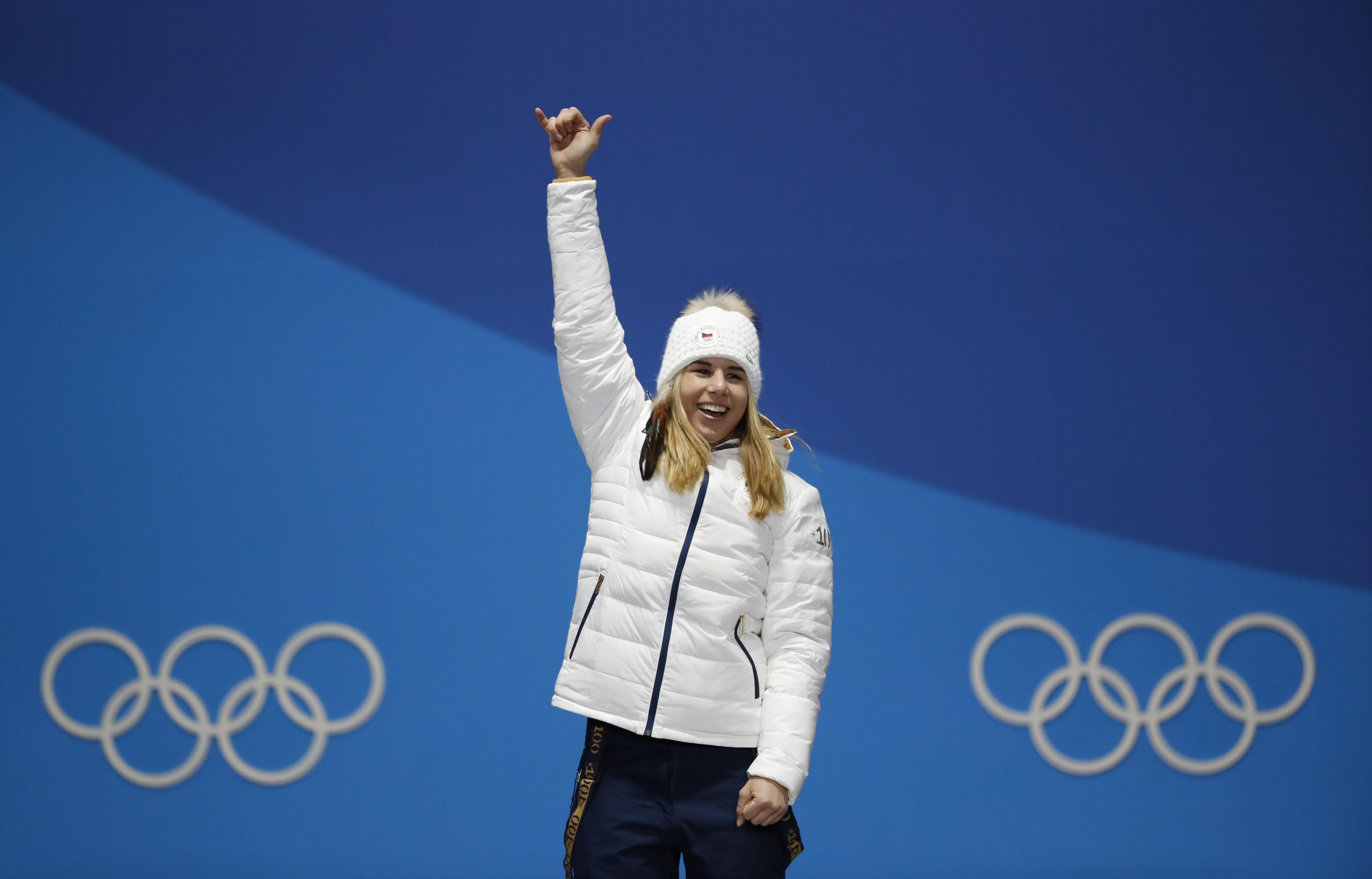 Jeux olympiques - Pyeongchang 2018 - Avec Ester Ledecka, le monde du ski change d'ère