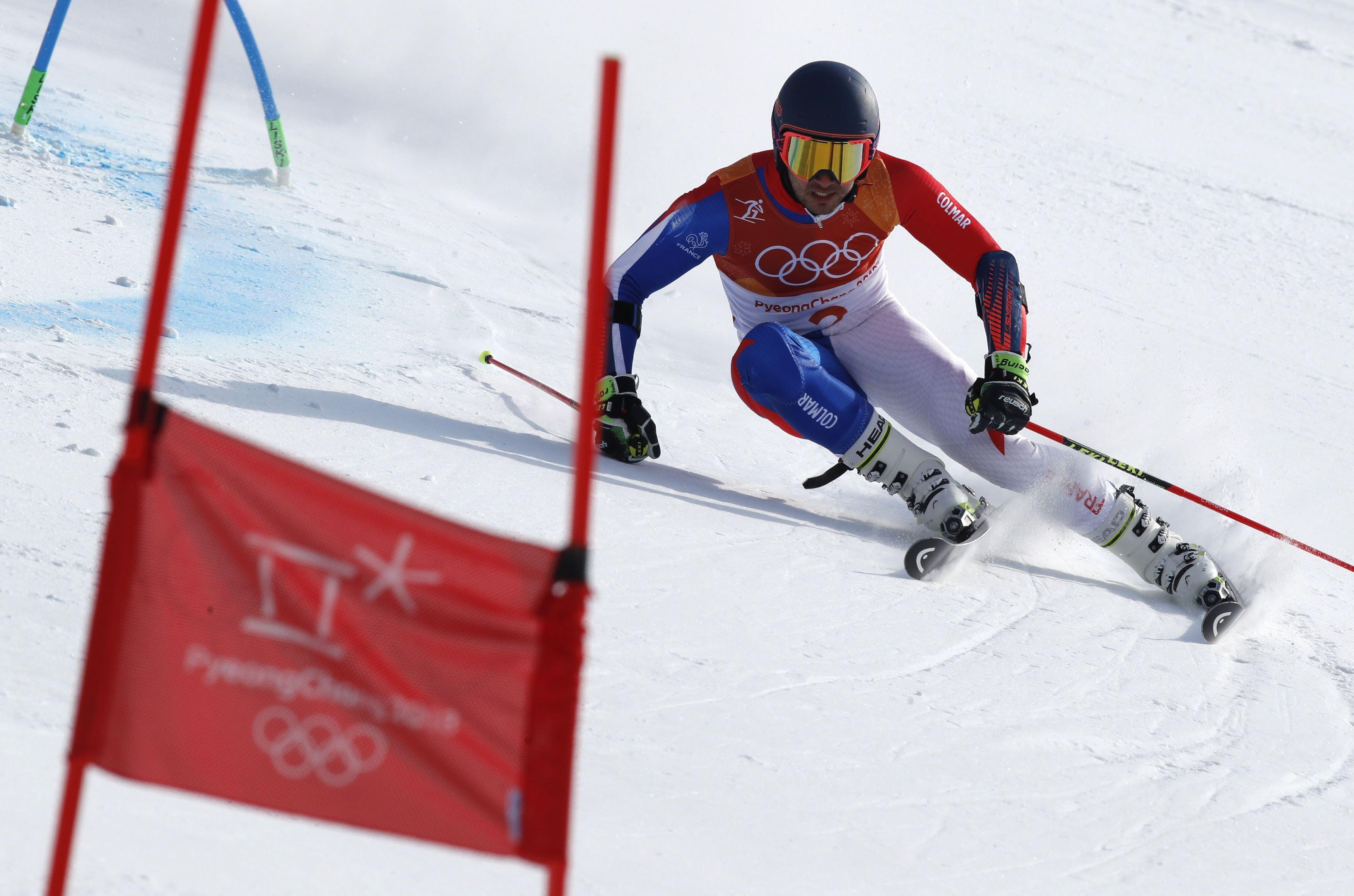 Jeux olympiques - Pyeongchang 2018 - JO 2018 : Carton rouge pour Mathieu Faivre