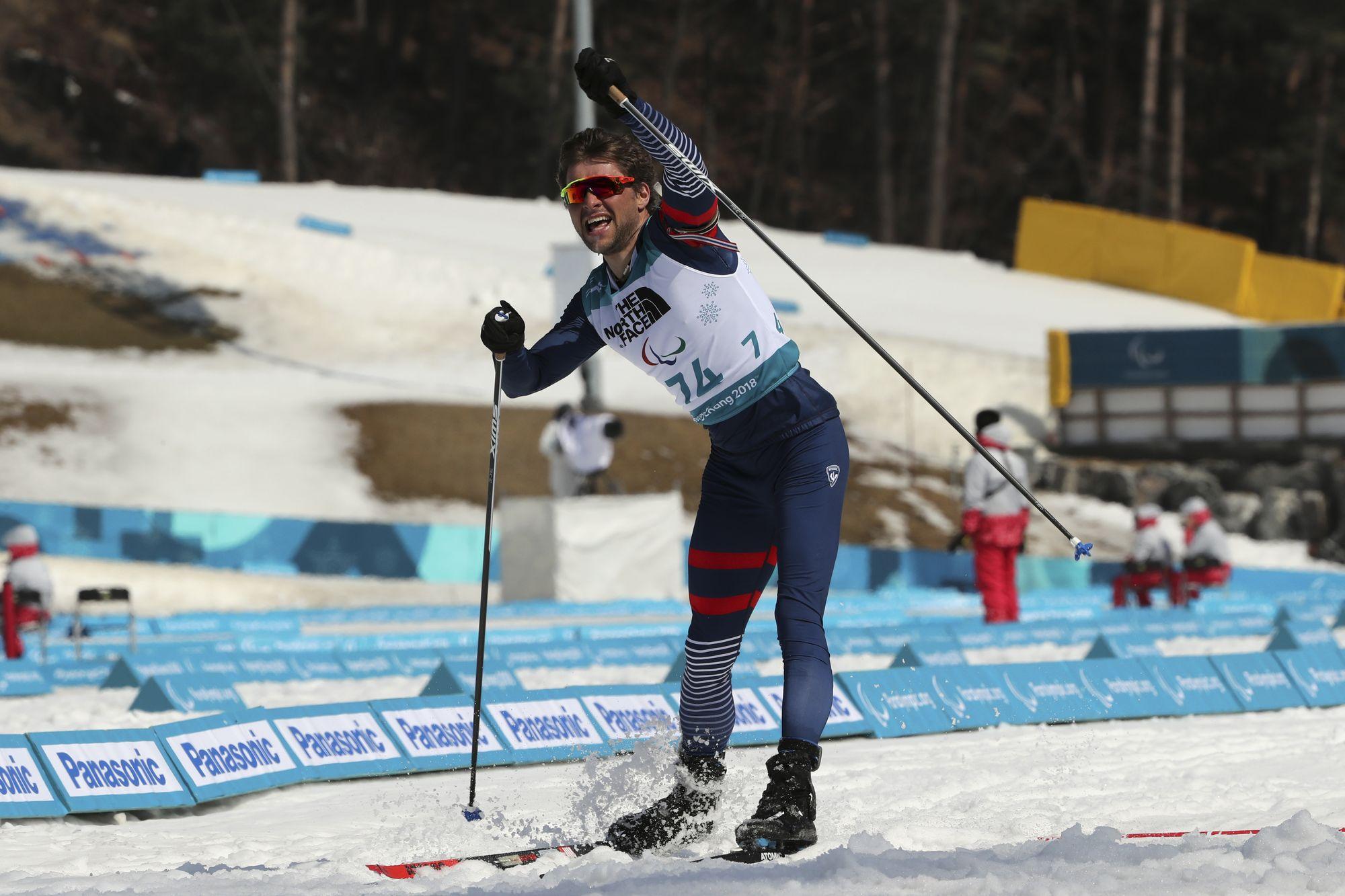 Jeux olympiques - Pyeongchang 2018 - Jeux paralympiques : la belle moisson bleue
