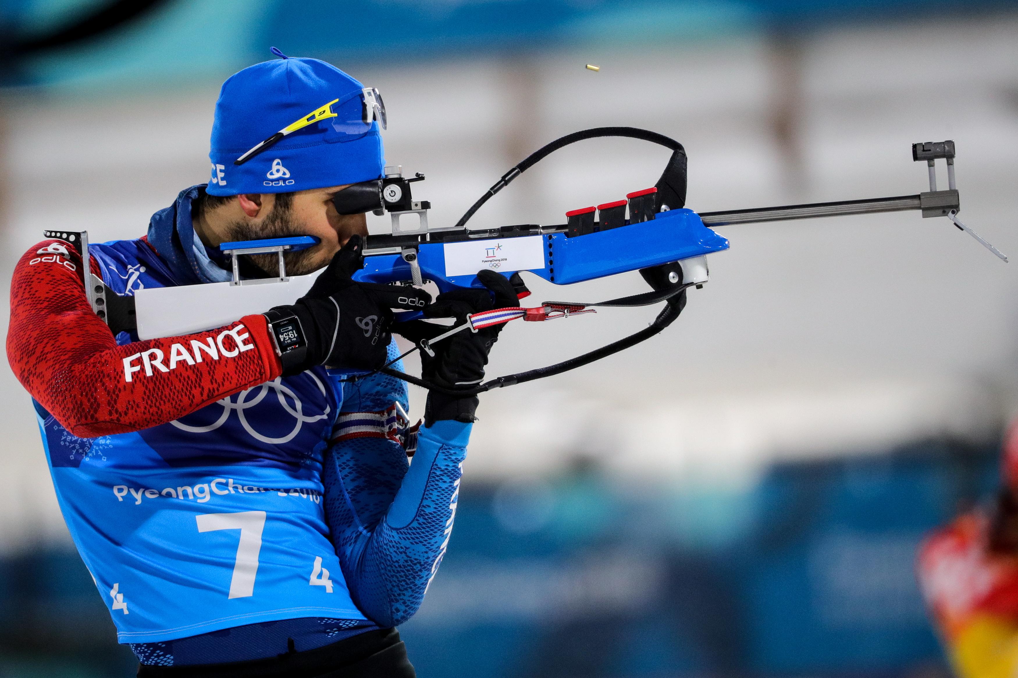 JO 2018   Comment Martin Fourcade est vu ... dans le monde entier -  Pyeongchang 2018 - Jeux olympiques e86a3243f356