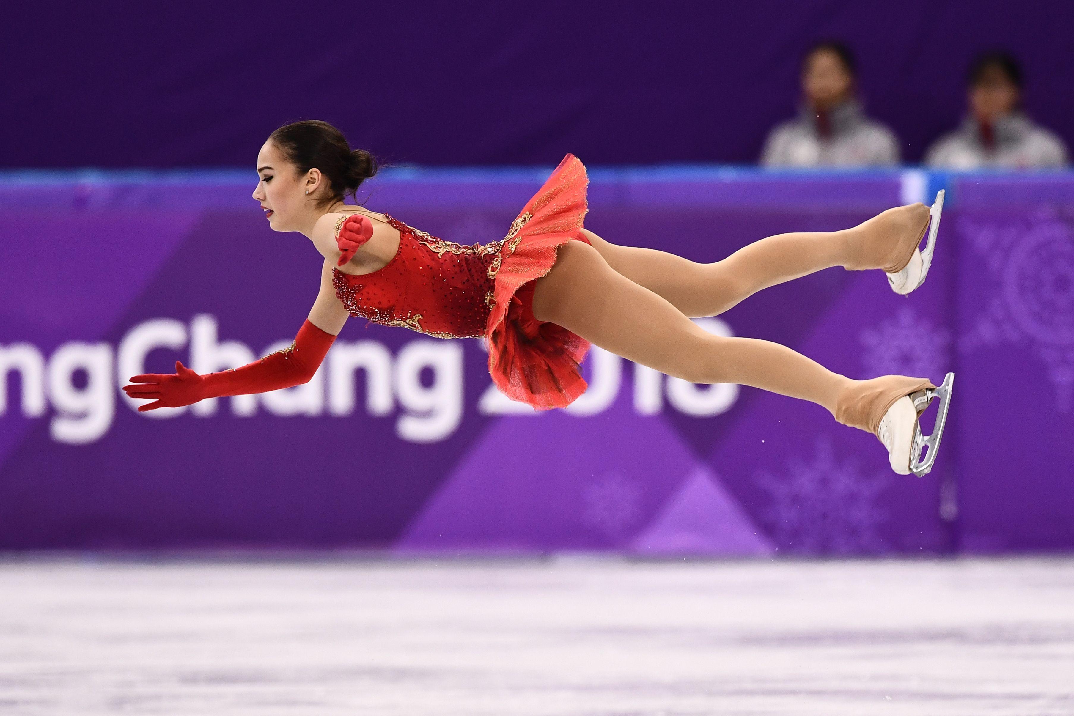 Jeux olympiques - Pyeongchang 2018 - JO 2018 : Alina Zagitova, la nouvelle reine du patinage