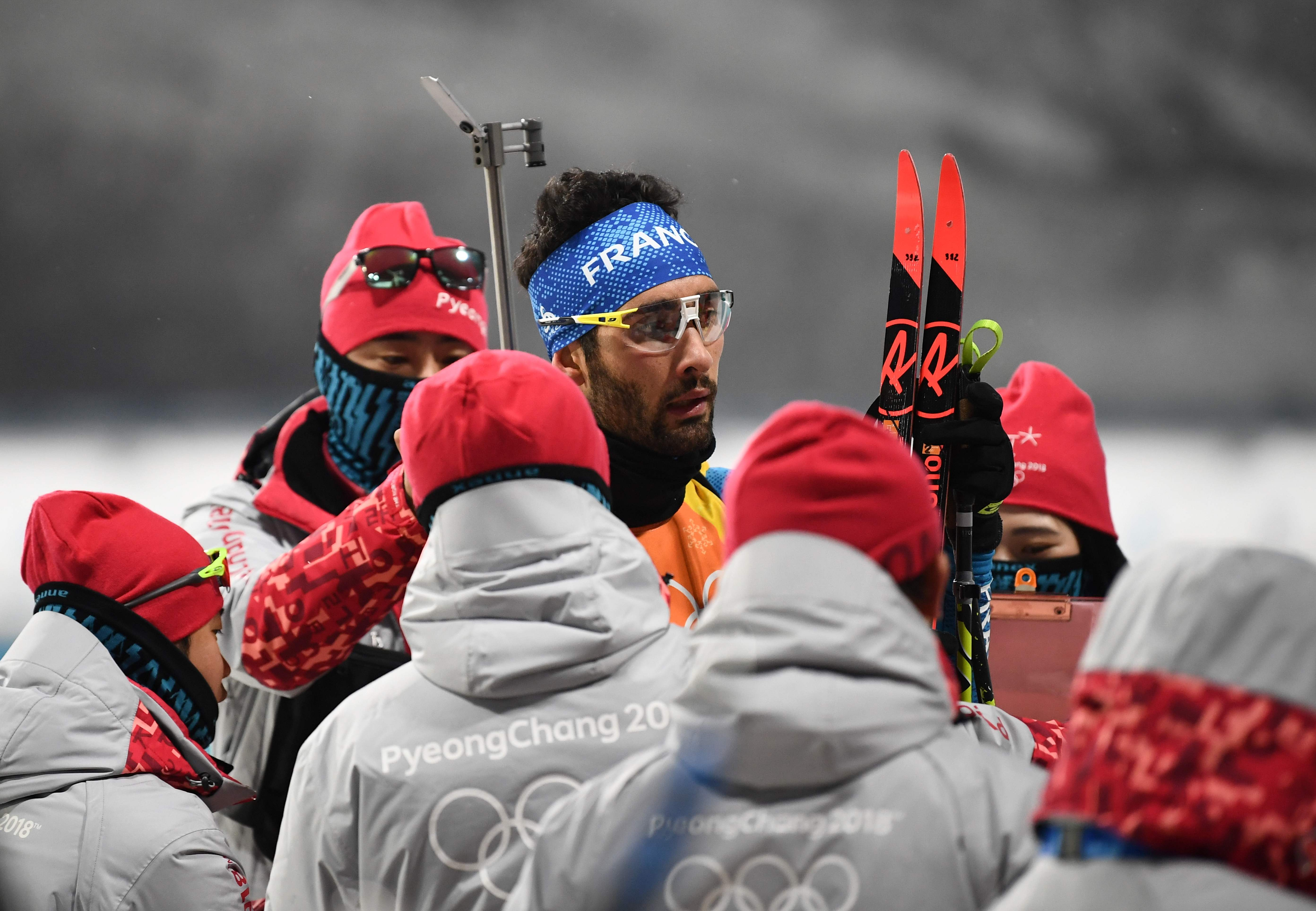 Jeux olympiques - Pyeongchang 2018 - JO 2018 : Fourcade se «projette sur les deux prochaines années»