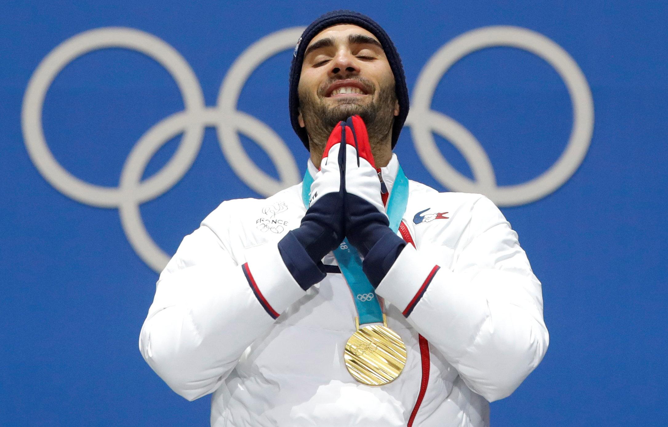 Jeux olympiques - Pyeongchang 2018 - JO 2018 : La France a déjà battu son record de médailles d'or