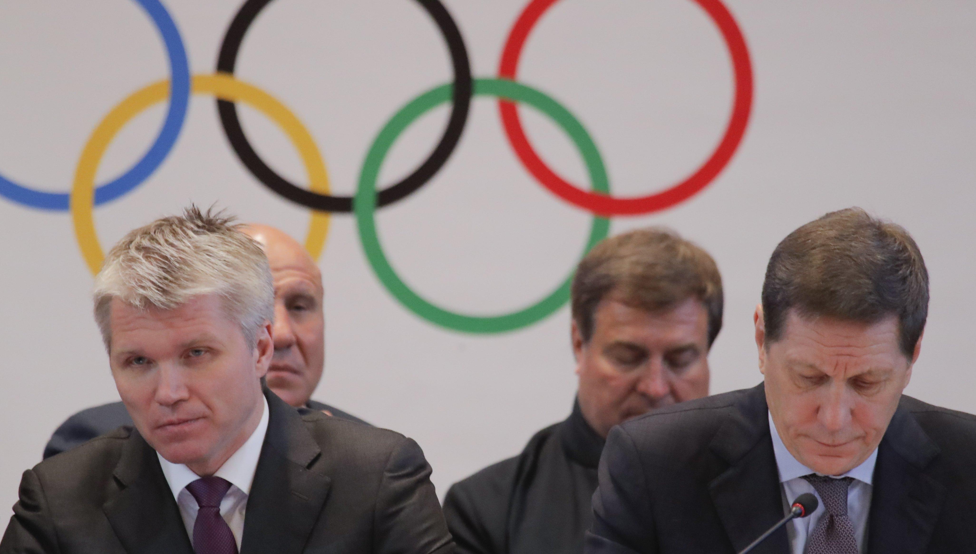 Jeux olympiques - Pyeongchang 2018 - JO 2018 : La Russie veut sauver les meubles en Corée du Sud