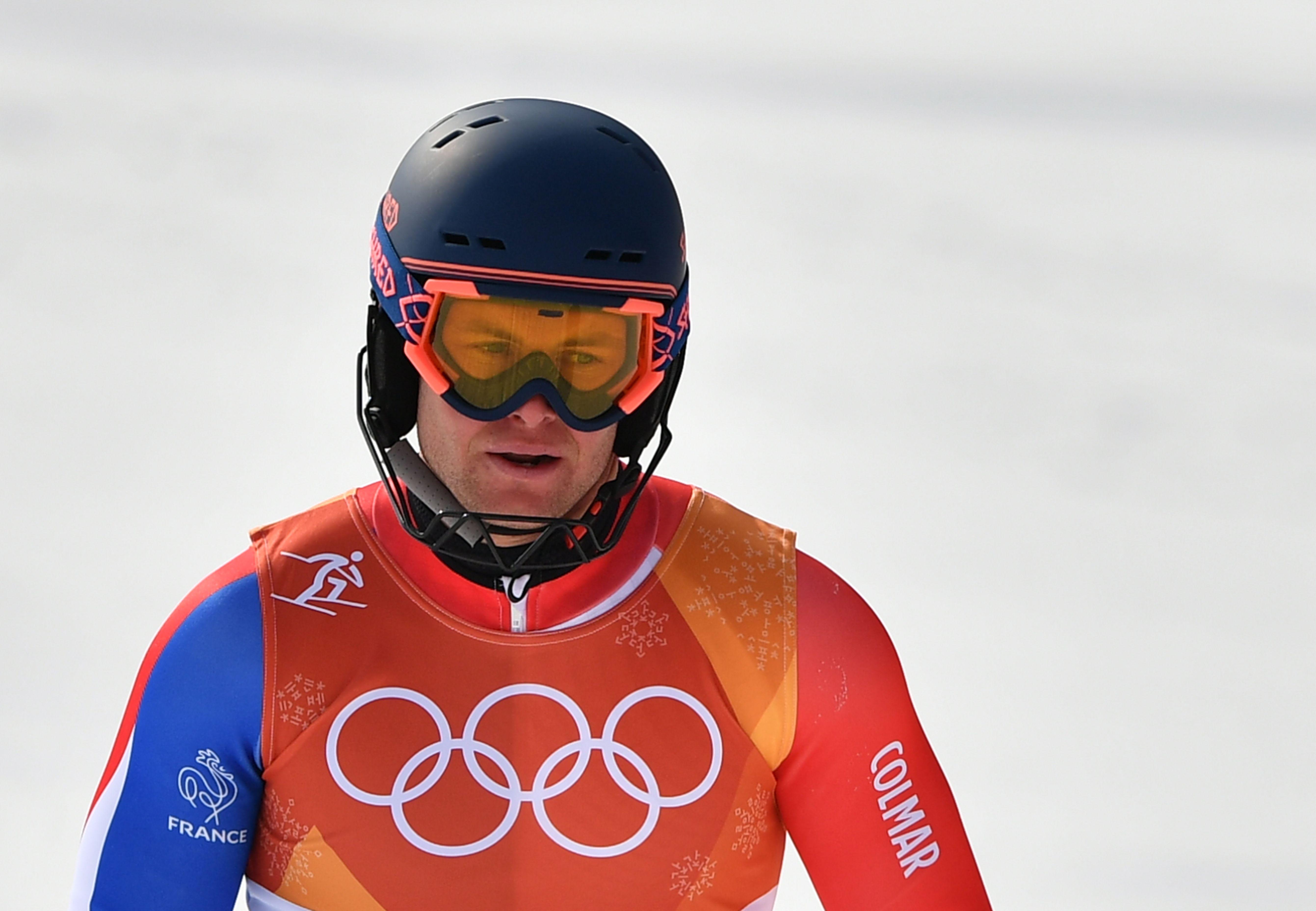 Jeux olympiques - Pyeongchang 2018 - JO 2018 : Les Français empilés au pied du podium en slalom
