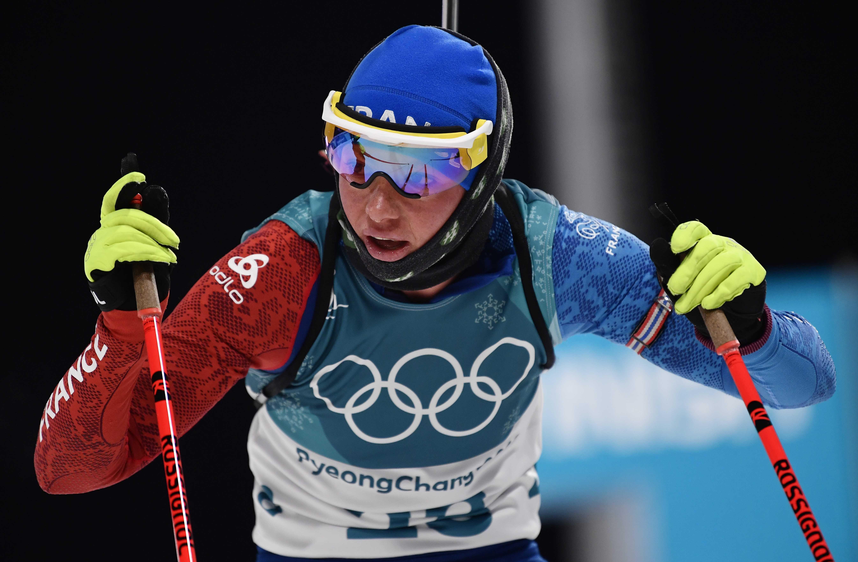 Jeux olympiques - Pyeongchang 2018 - JO 2018 : Marie Dorin-Habert, l'ultime bonheur