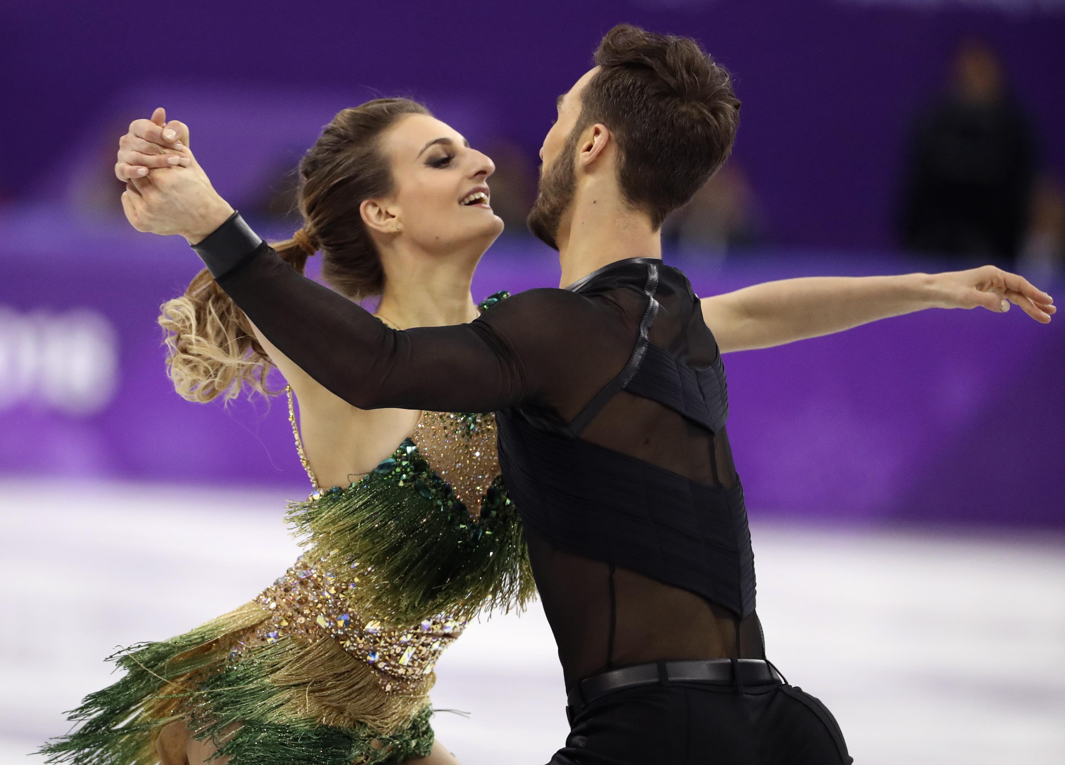 Jeux olympiques - Pyeongchang 2018 - JO 2018 : Papadakis-Cizeron devancés après le programme court