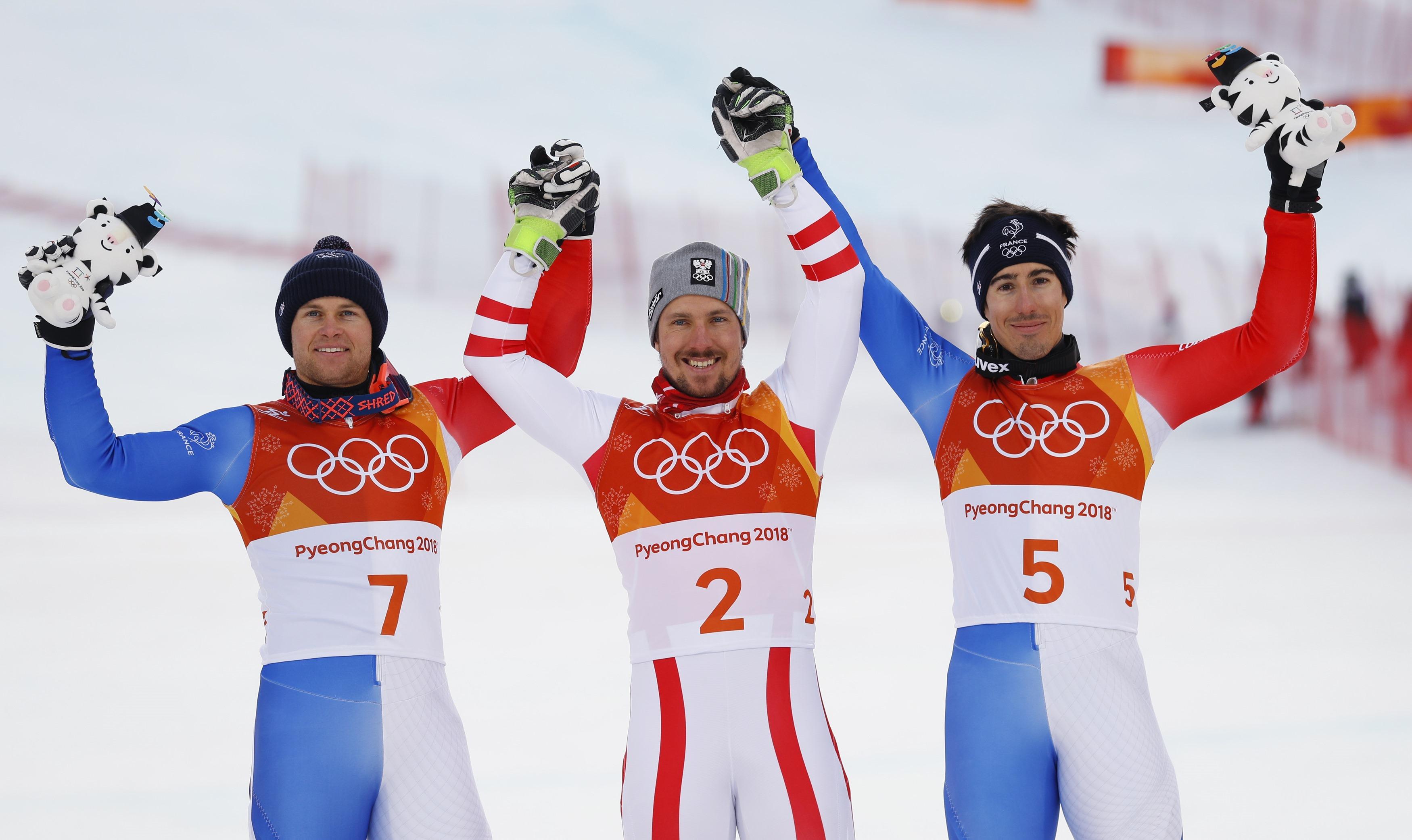 Jeux olympiques - Pyeongchang 2018 - Pinturault et Muffat-Jeandet : les portes de la renommée