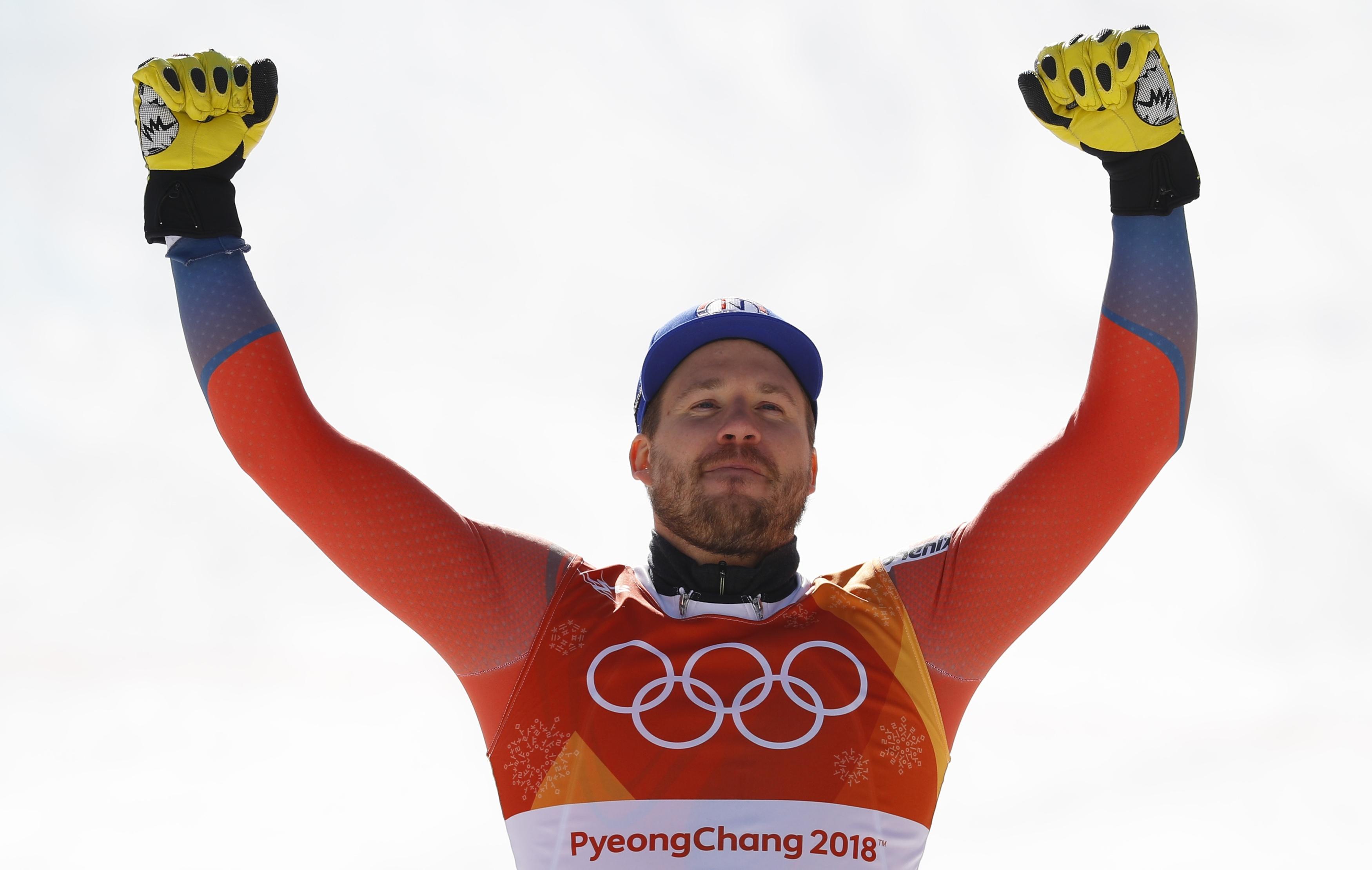 Jeux olympiques - Pyeongchang 2018 - JO 2018 : Svindal, la descente couronne un roi de la vitesse