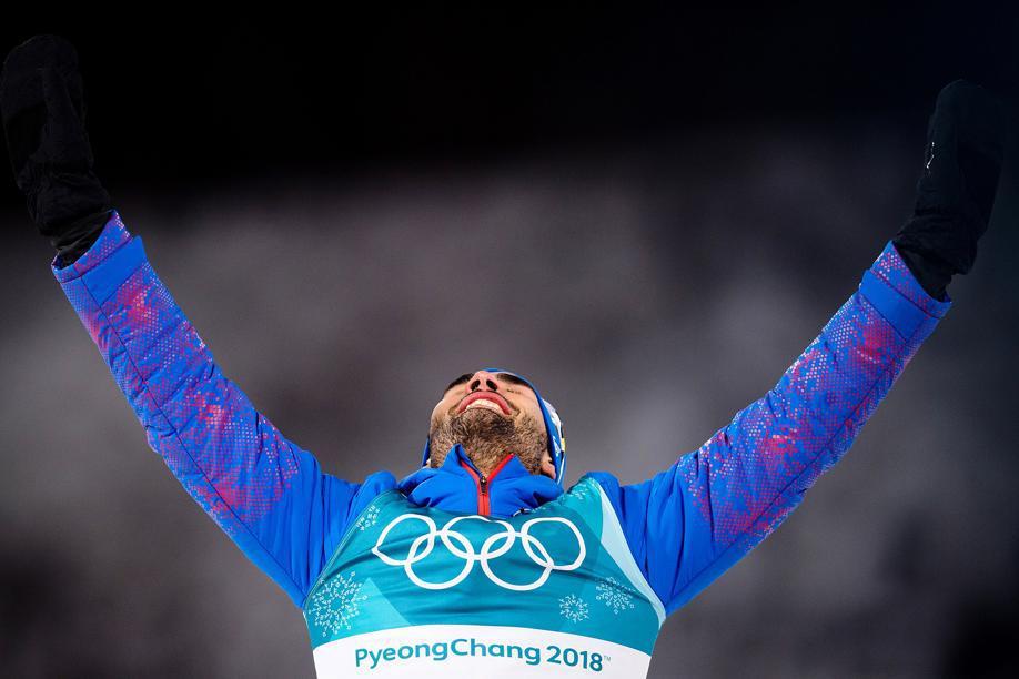Jeux olympiques - Pyeongchang 2018 - Martin Fourcade : «La sensation du devoir accompli»