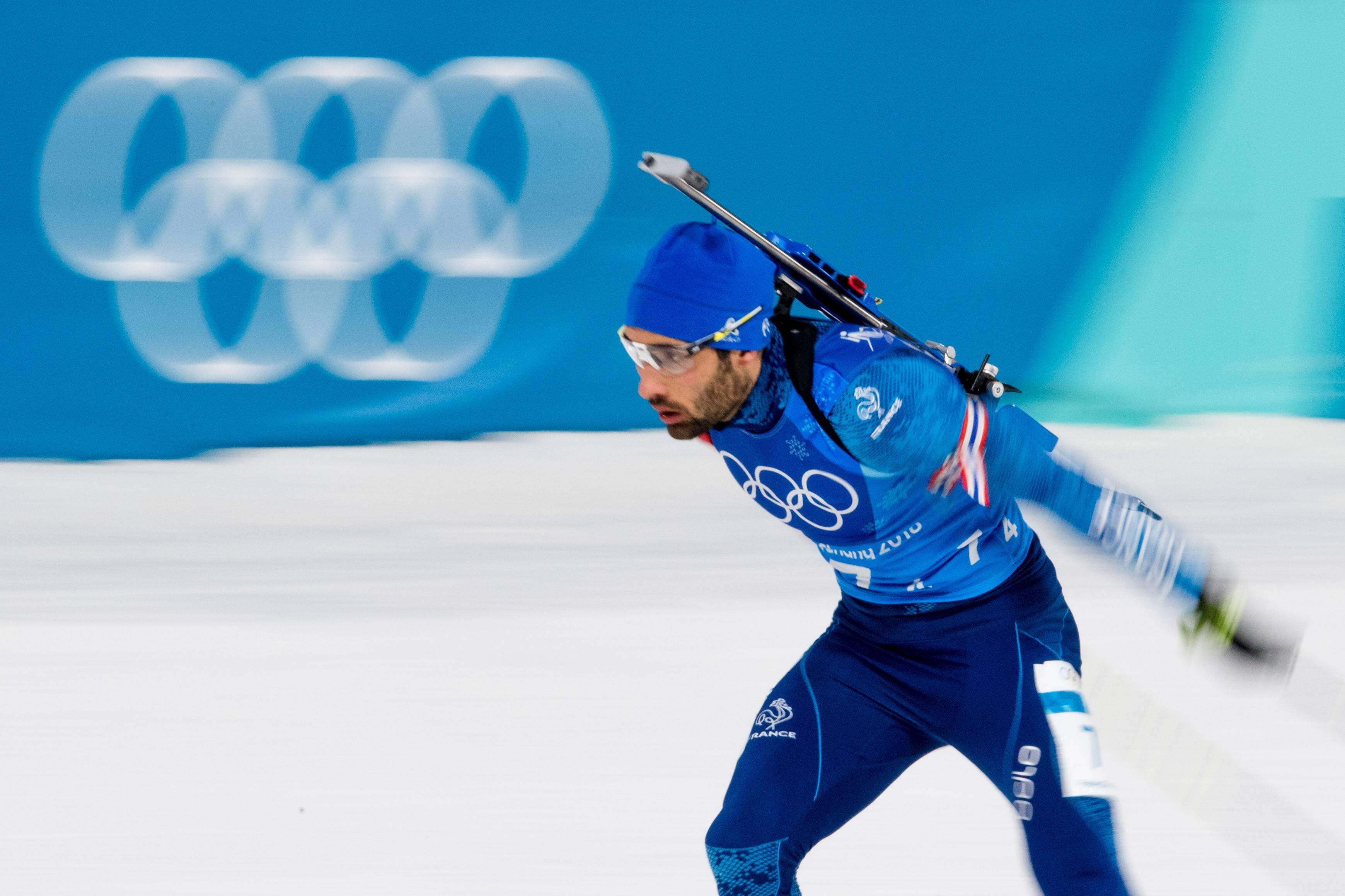 Jeux olympiques - Pyeongchang 2018 - Martin Fourcade : «Nous n'avons pas été à notre niveau»