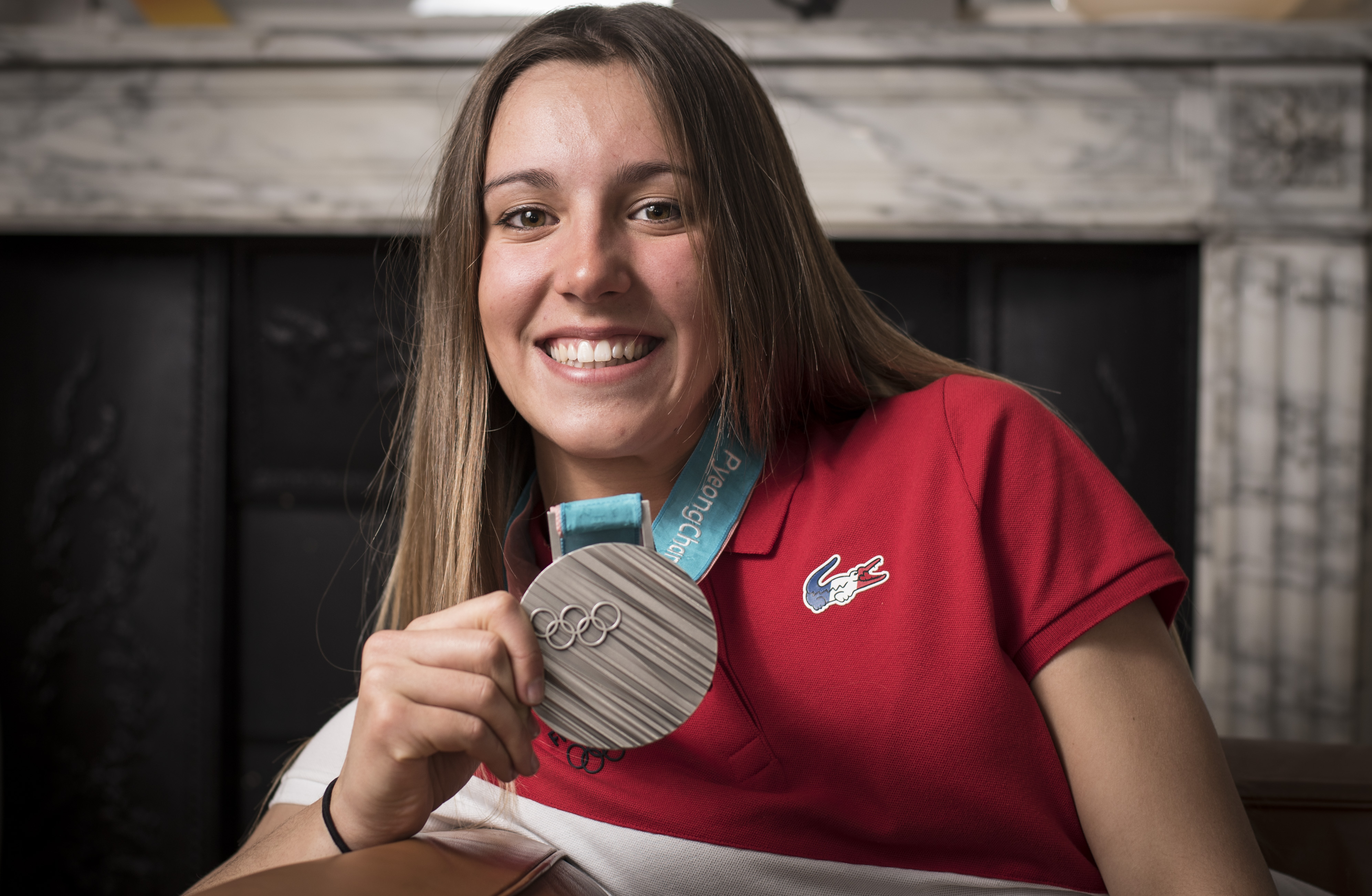 Jeux olympiques - Pyeongchang 2018 - Posez vos questions à Julia Pereira de Sousa