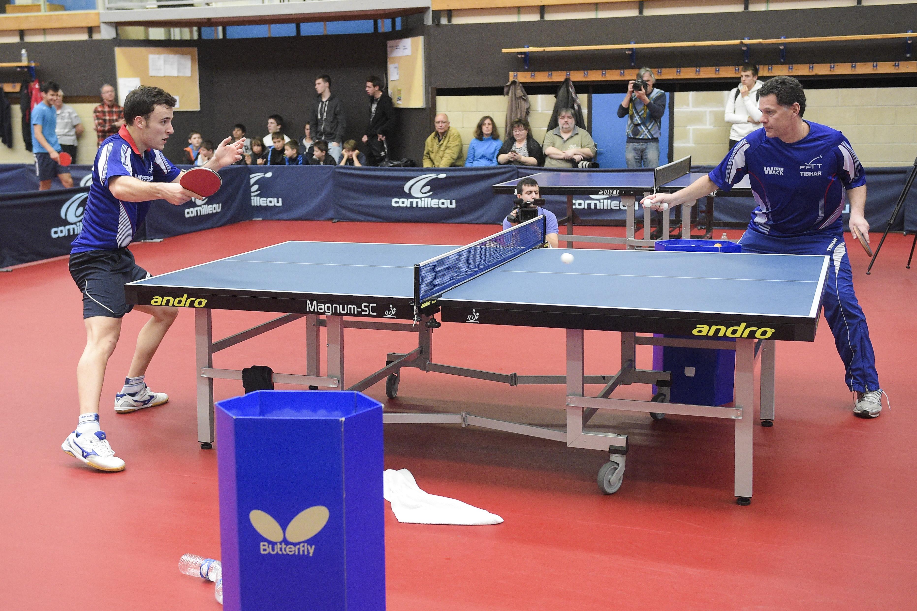 Le tennis de table fran ais l heure du renouveau rio - Table tennis de table exterieur ...