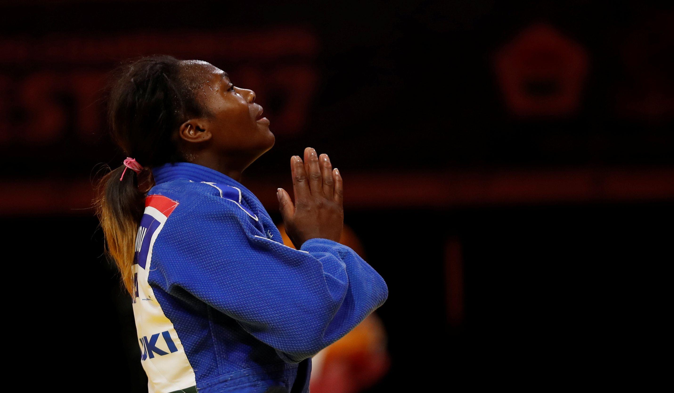 Judo - Clarisse Agbegnenou, la triple couronne mondiale