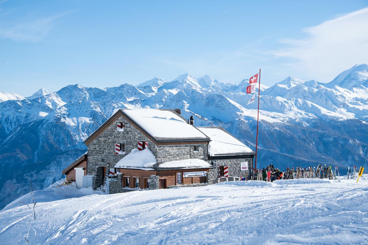 L'entreprise sportive de la semaine - Crans-Montana : la station suisse quatre-saisons