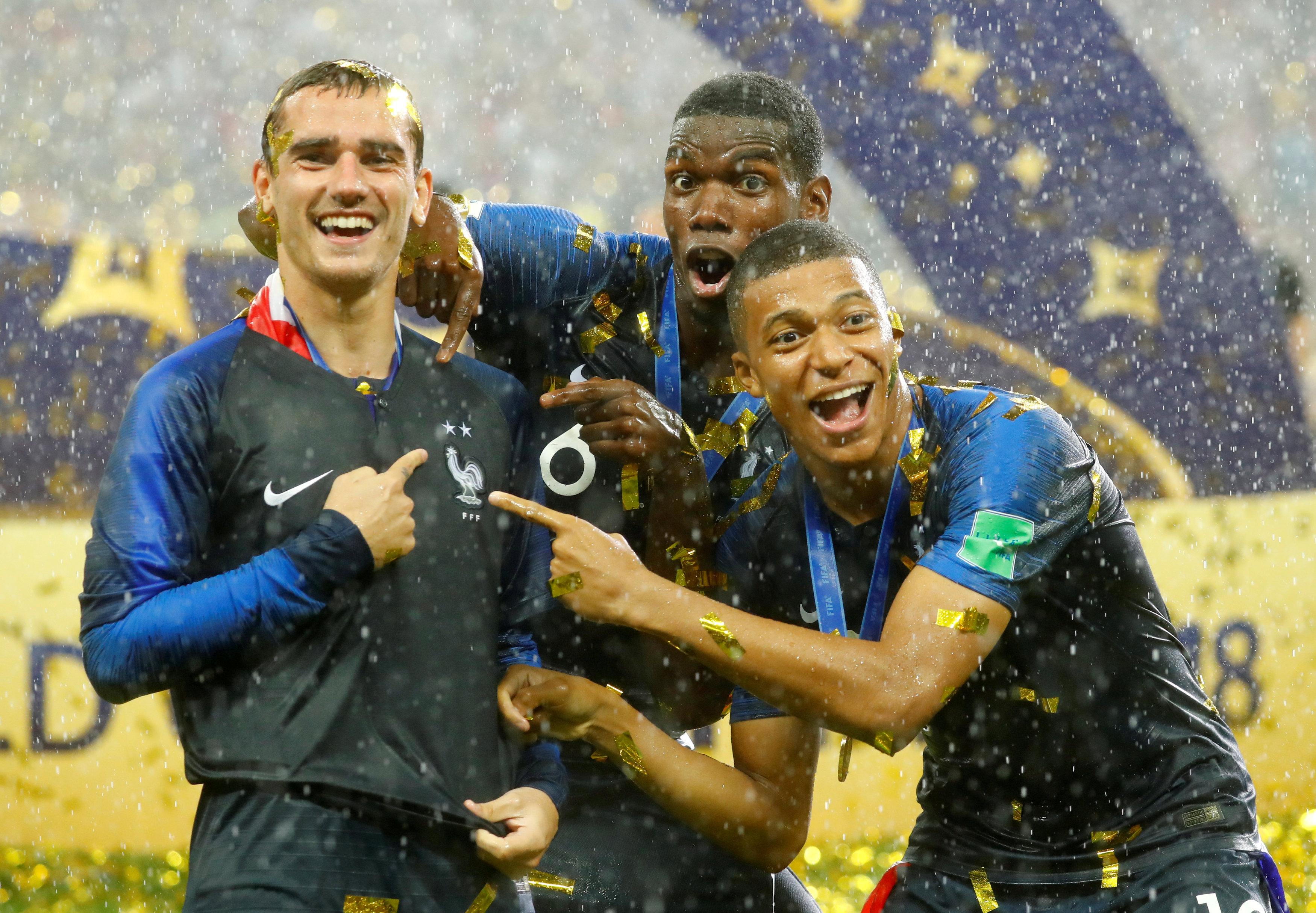 Football - Coupe du monde - Carnet de notes : les 23 Bleus à la loupe