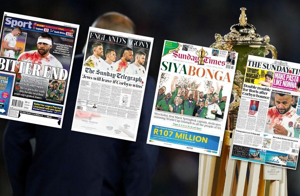 """Rugby - Coupe du monde 2019 - Revue de presse : L'«agonie» d""""une Angleterre «ensanglantée»"""