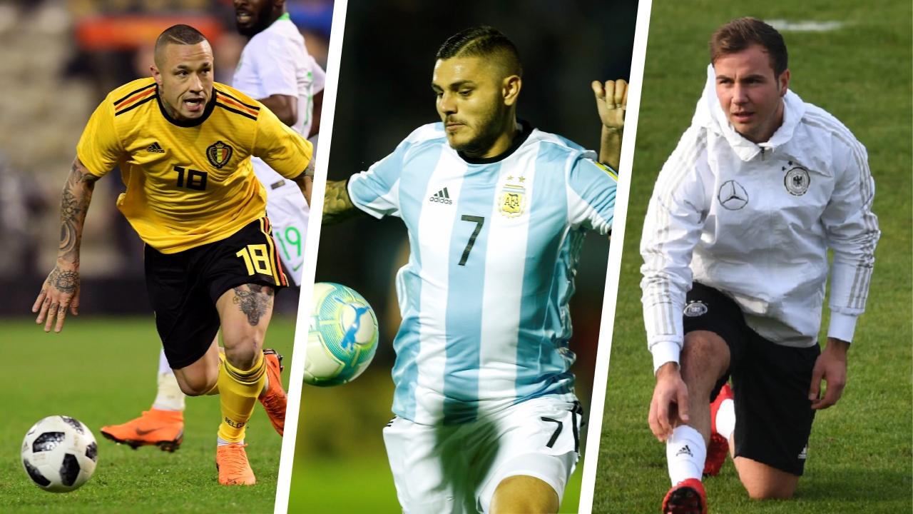 Football - Mondial 2018 : Nainggolan, Icardi, Götze... l'équipe type des oubliés