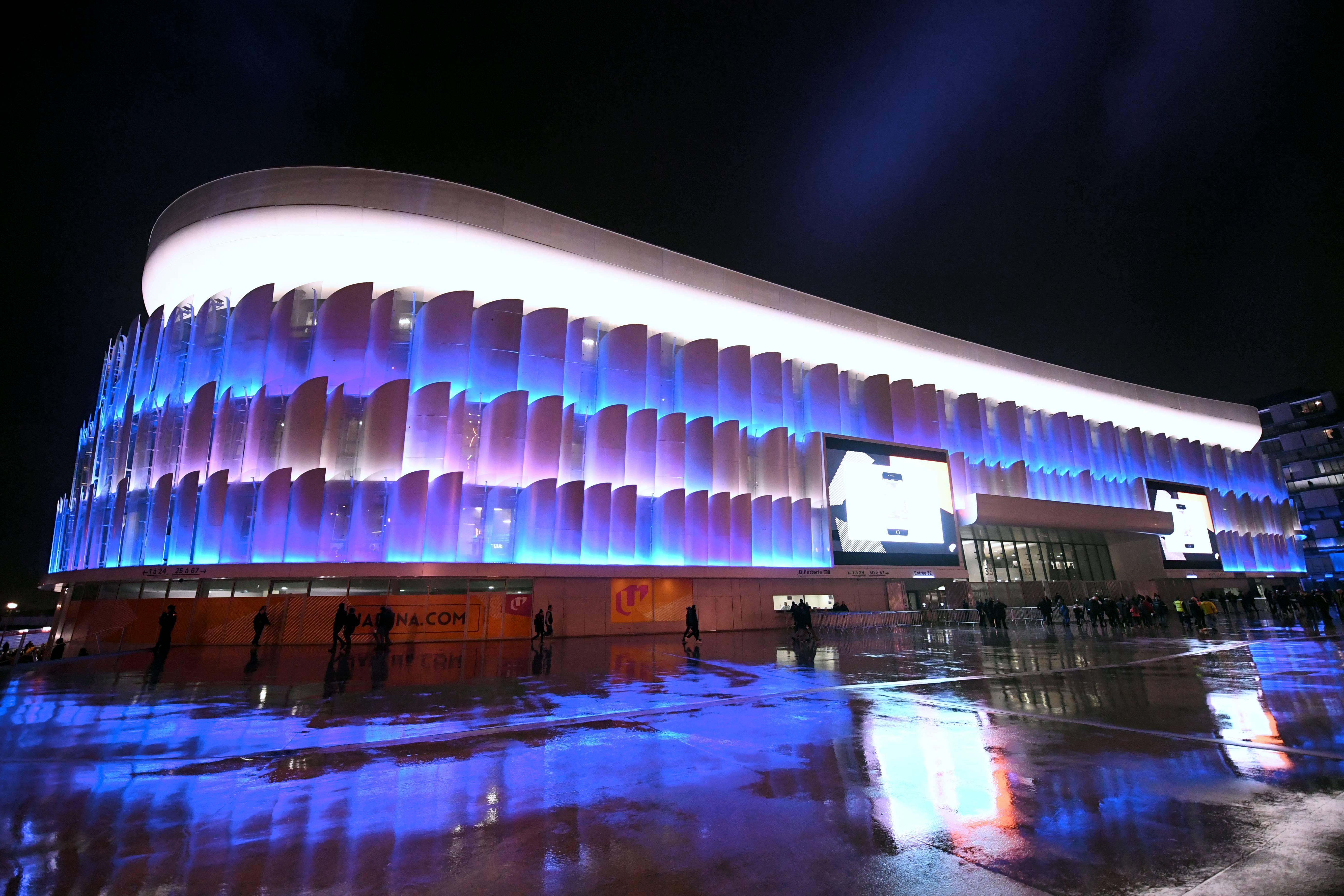 Rugby - Arena de Nanterre : une année de sports et de spectacles en images