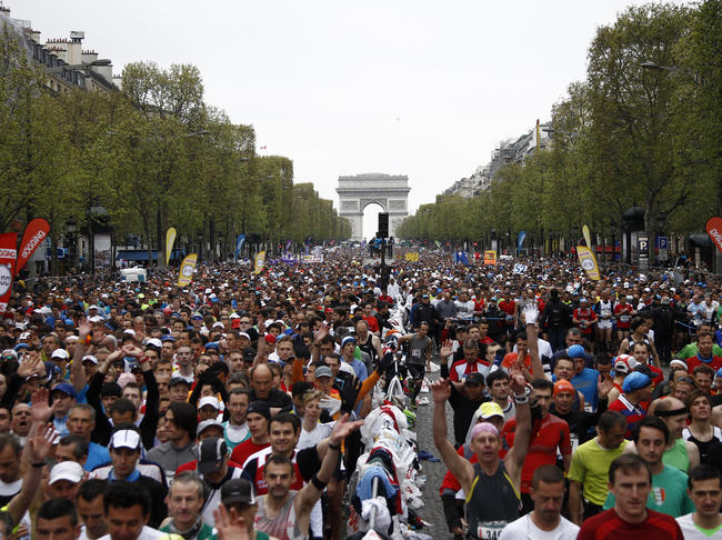 20 km de Paris 2012
