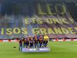 Barcelone, Camp Nou, Leo Messi Hommage