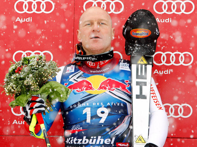 Didier Cuche Kitzbühel