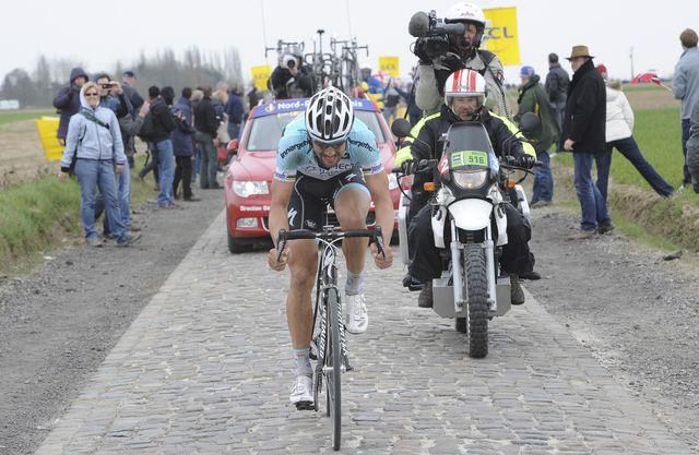 La gazette de la semaine cyclisme - Le roi du matelas roubaix ...