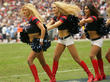 Pom pom girls des Houston Texans