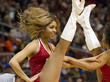 Les Cheerleaders des Philadelphia 76ers.