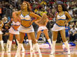 Pom Pom Girls - 76ers Deam team