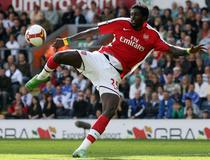 Emmanuel Adebayor (Arsenal), Togo
