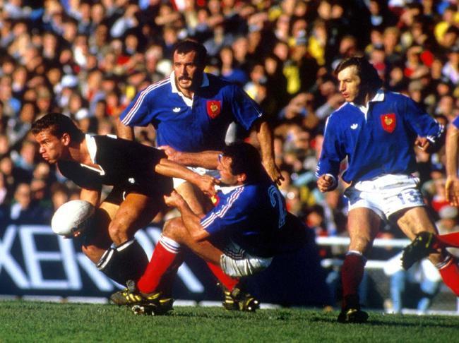 Revivez l 39 avant nouvelle z lande france xv de france coupe du monde 2011 rugby - Coupe du monde nouvelle zelande ...