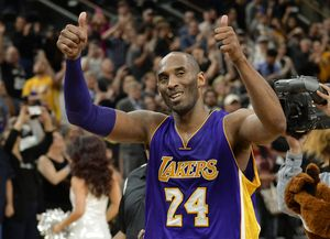Kobe Bryant - AP Photo - Darren Abate