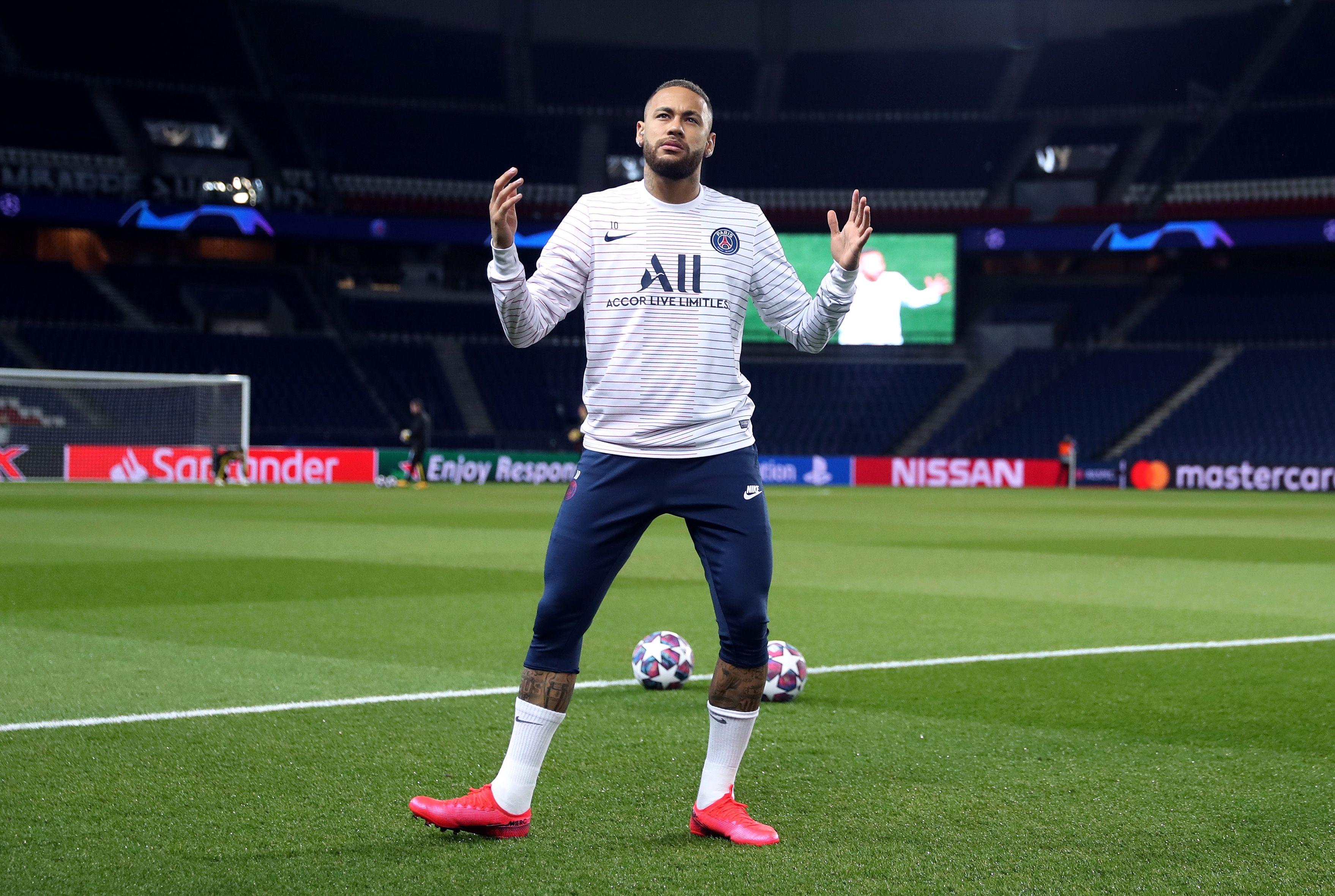 Football - Ligue des champions - PSG-Dortmund : Les images d'un match pas comme les autres