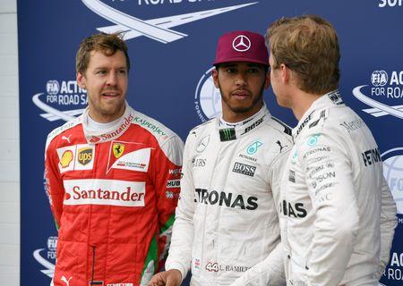 Mercedes : Hamilton s?est montré philosophe