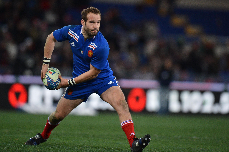 Rugby - La carrière de Frédéric Michalak en 10 photos