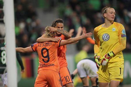Lyon bat Wolfsburg 3-1 et remporte sa 7e Ligue des champions