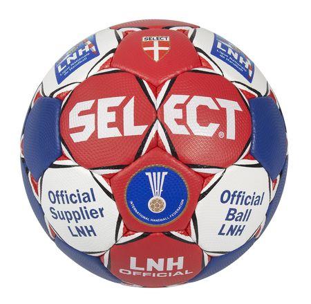 Le nouveau ballon de la saison fil info division 1 handball - Coupe du monde handball 2013 ...