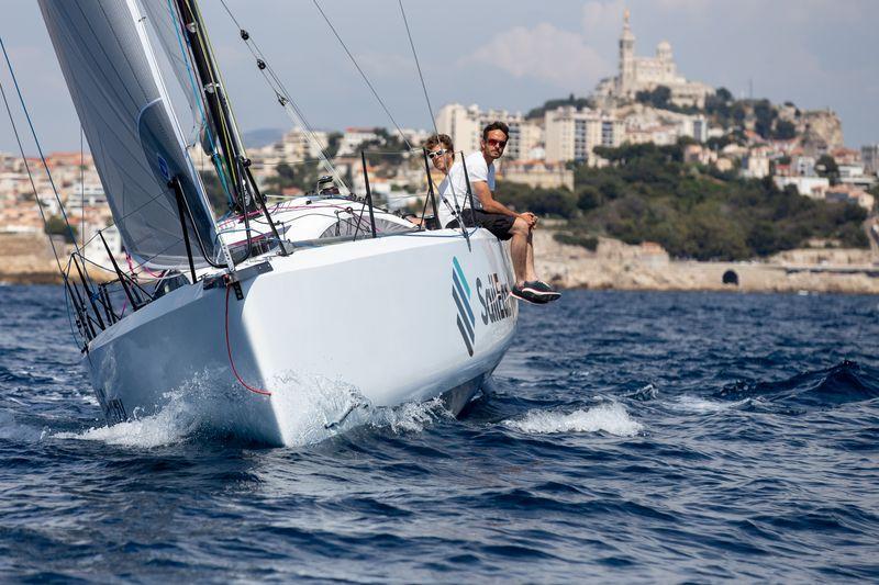 Photo3 - SailEazy : Location de voilier en libre-service (Le Figaro Sport Septembre 2020)