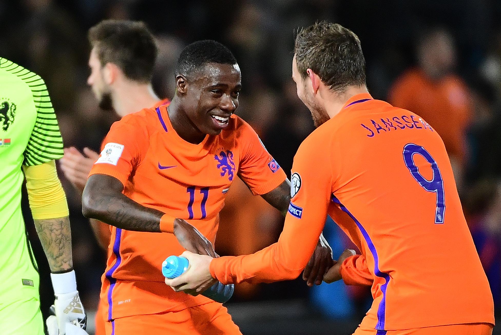 Football - Coupe du monde - Janssen, Promes, Klaassen : Qui sont ces jeunes Oranjes à la mode ?
