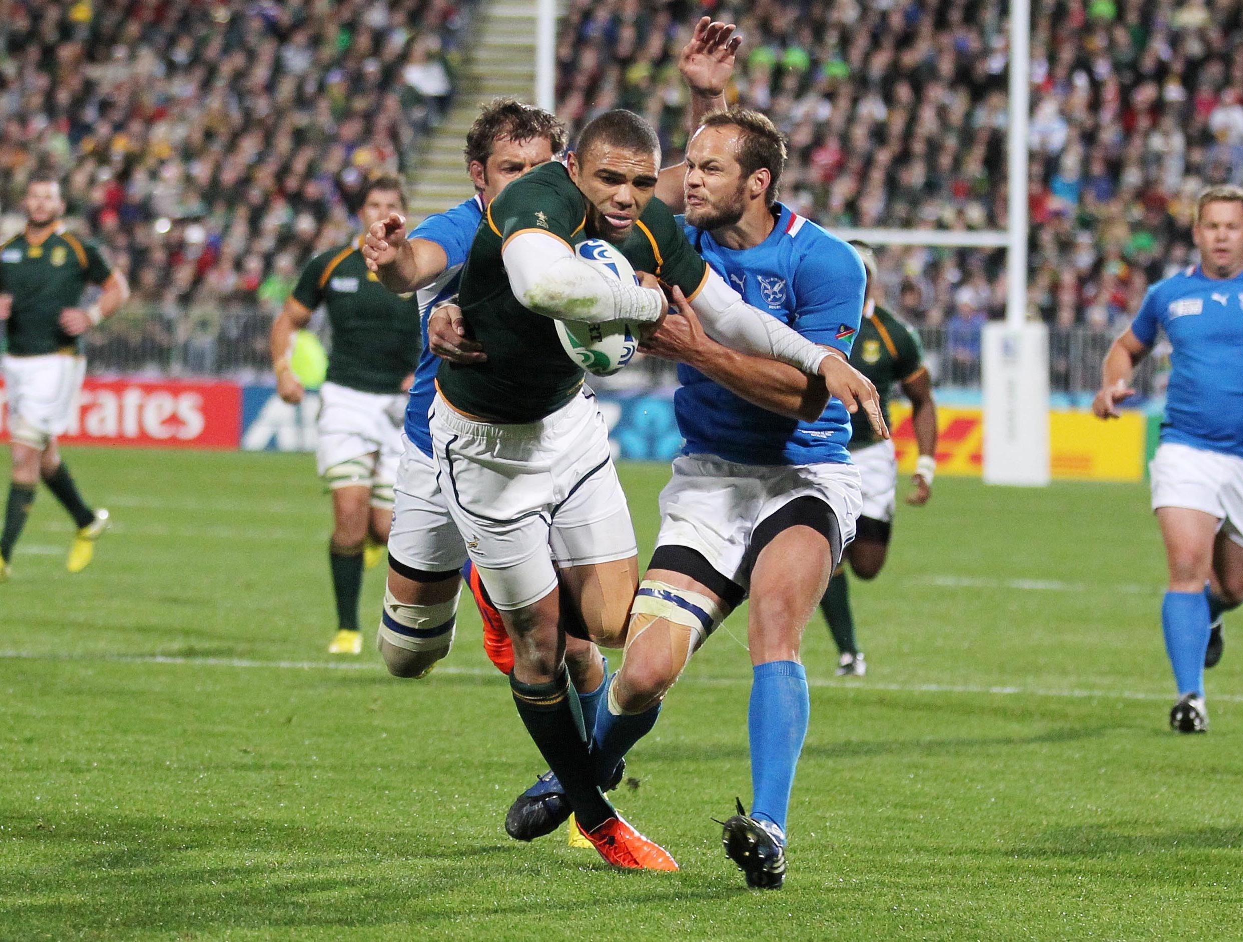 Afrique du sud namibie coupe du monde 2011 rugby - Coupe du monde rugby afrique du sud ...