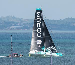 Troussel : «Ce sera forcément plus violent et plus compliqué sur mon nouveau bateau»