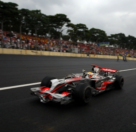 Lewis Hamilton 2008