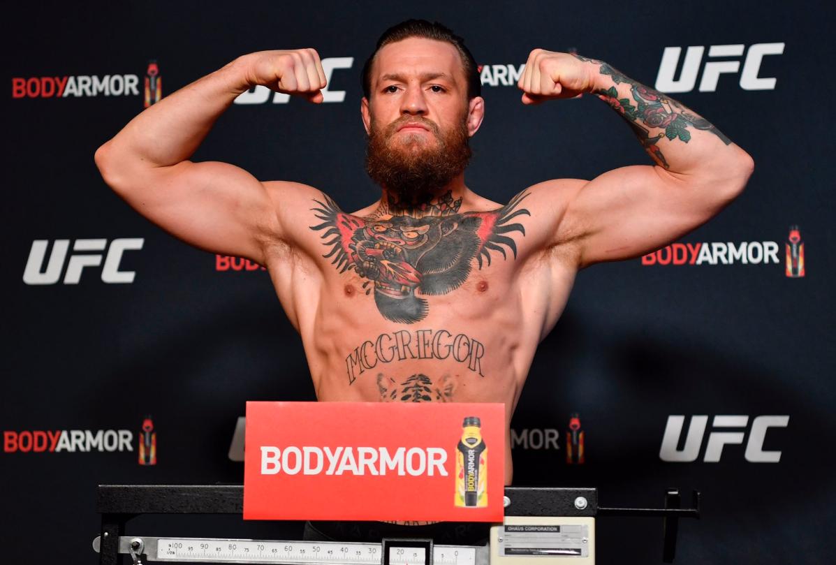 UFC : McGregor, une superstar en quête de rachat